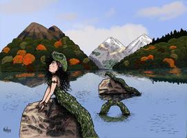 Nessie Lockness by Kailyce