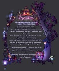 Opalshire Holiday Lore - Samhain by DeathByChopsticks