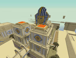 Al'darauby - The Temple by Epic-nesFactor