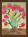 Handy Tree by FroggFire