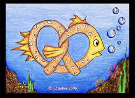 Sea Pretzel... for Katat0nik by FroggFire