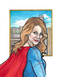 Supergirl :D by tlouey