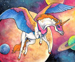 Celestial Wind by tlouey