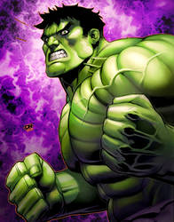 Hulk by DNA-1
