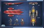 Rocketboard by DNA-1