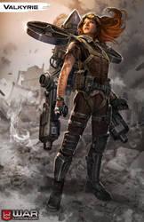 War Commander--Valkyrie by DNA-1