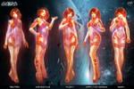 Vega Hologram--Poses by DNA-1