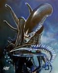 Alien by ZomBieTOmmm