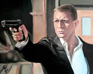 James Bond by ZomBieTOmmm