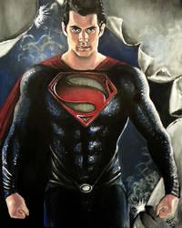 Man of Steel by ZomBieTOmmm