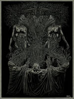 The Oracles of Baphomet by cannibal67