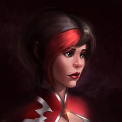 Vivian by L1nkoln