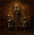 The Saint by ValentinaKallias