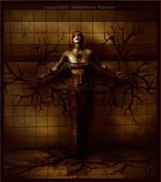 She brings Darkness by ValentinaKallias