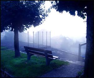 Foggy morning by ValentinaKallias