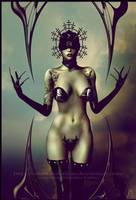 Sin - 3d digital- by ValentinaKallias