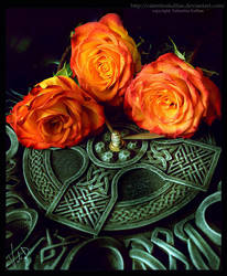 Time kills beauty by ValentinaKallias