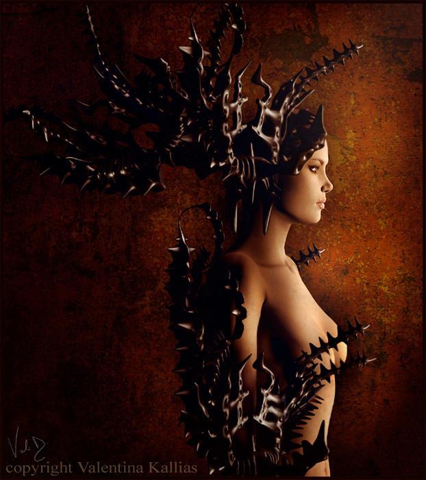 The Darkness by ValentinaKallias