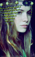 Larisa - The rebel princess by ValentinaKallias