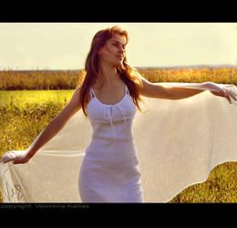 Larisa - Last Day of Summer by ValentinaKallias