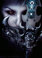 Dracula's Guardian by ValentinaKallias