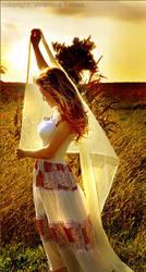 Larisa - Sun Faerie by ValentinaKallias