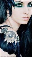 Raven by ValentinaKallias