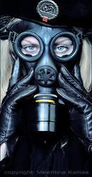 Special Agent 2 by ValentinaKallias