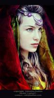 The Vampire Princess - Larisa by ValentinaKallias