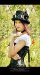 steampunk - Angela by ValentinaKallias