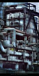 Industrial beauty by ValentinaKallias