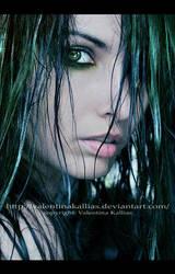 Green Siren by ValentinaKallias