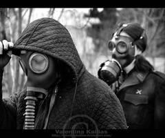 People of Wasteland by ValentinaKallias