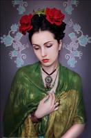 Kahlo's Dream by ValentinaKallias