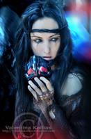 Postapocalyptia-the fortune teller by ValentinaKallias
