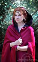 Red Lady by ValentinaKallias