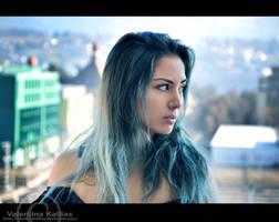 Urban Girl by ValentinaKallias