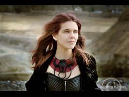 Red Lucy by ValentinaKallias