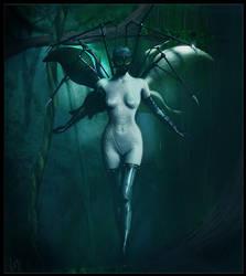 Post-apocalypse Fairie by ValentinaKallias