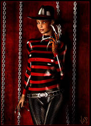 Miss Frida Krueger by ValentinaKallias