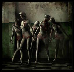 The nurses by ValentinaKallias