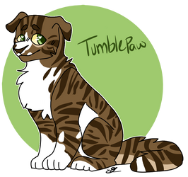 Tumblepaw by SharkSnacks