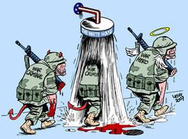 War criminals by Latuff2
