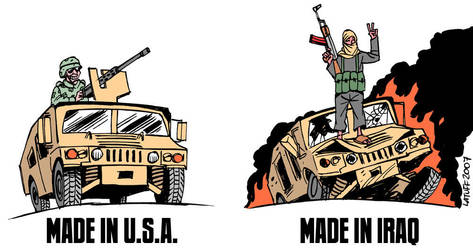 Made in... by Latuff2