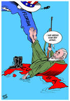 Comandante Fidel Castro by Latuff2