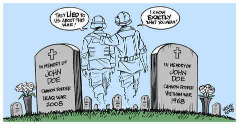 Iraq Veterans Against the War by Latuff2