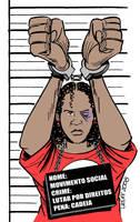 Criminalization by Latuff2