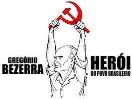 Gregorio Bezerra by Latuff2