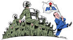 Greece Police State by Latuff2