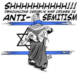 Anti-Semitism by Latuff2